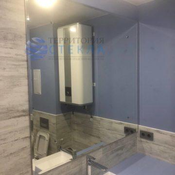 Зеркало влагостойкое в ванну